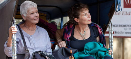 The Best Exotic Marigold Hotel