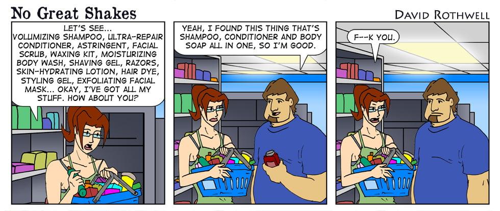 Hair Care Discrepancies