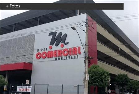 Hipermercado Comercial João Monlevade