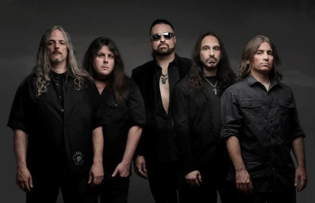 """Symphony X premiere a new song """"Nevermore"""""""