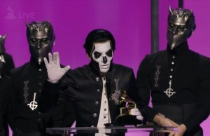 Ghost at Grammys