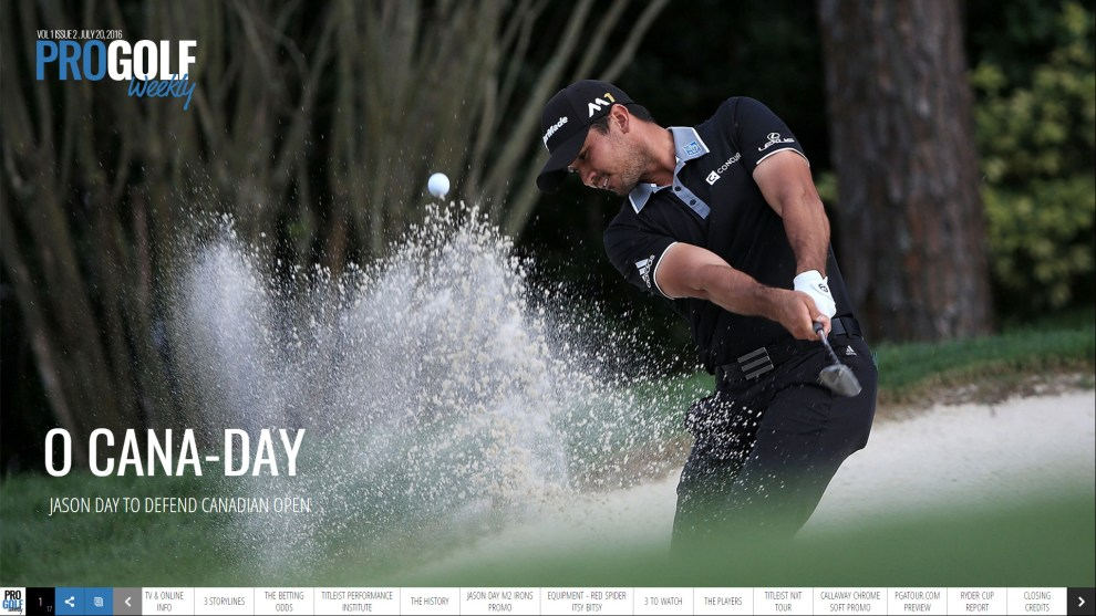 Pro Golf Weekly Issue 2
