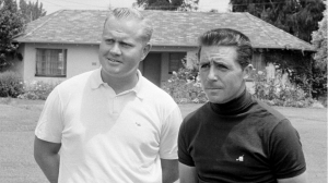 Jack Nicklaus and Gary Player have won 27 major championships combined.  Source: Golf Digest