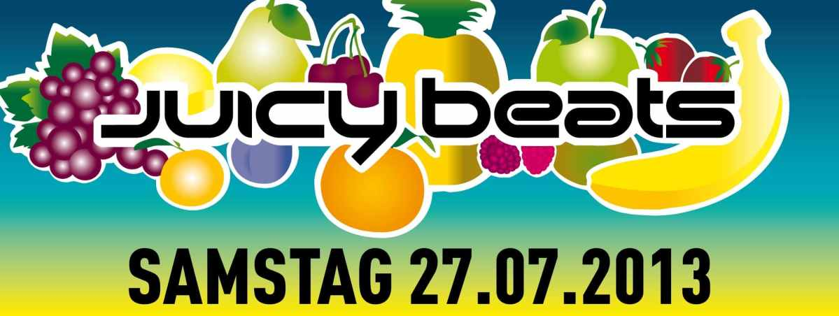Juicy Beats 2013 (Ticketverlosung)