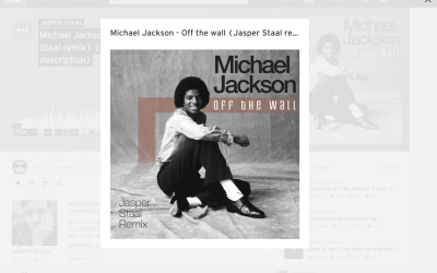 Michael Jackson – Off The Wall (Jasper Staal Remix)