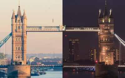 Reiselust: London Day & Night