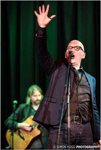 Acoustic Quartet Simon Hogg