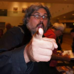 Matt finger