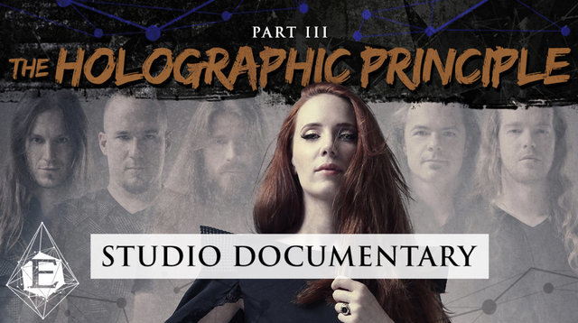 EPICA RELEASE THIRD TRAILER FOR 'THE HOLOGRAPHIC PRINCIPLE'