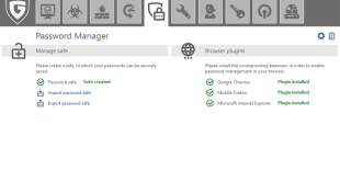 G DATA Password Manager face ordine în jungla parolelor