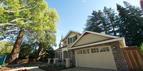 Custom Home in Los Altos