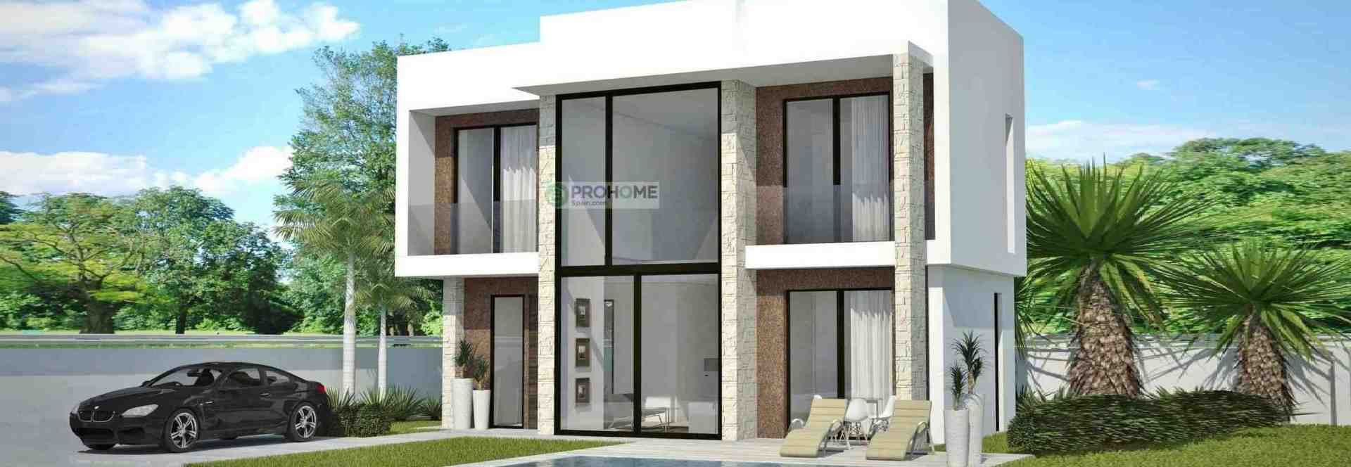 5047 Stunning Detached Modern Villas in Quesada (1.5)