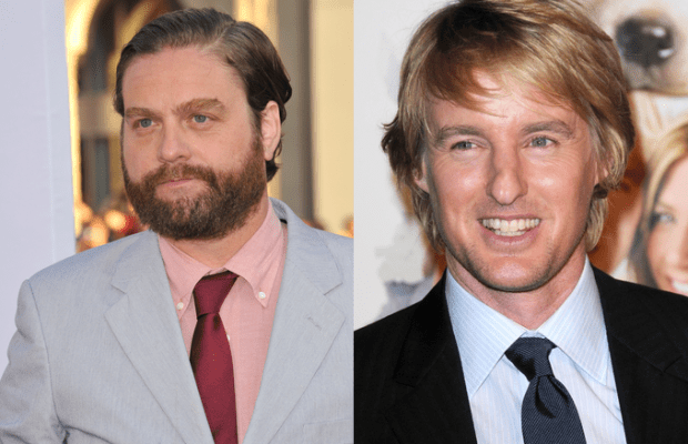 Owen Wilson Zach Galifianakis