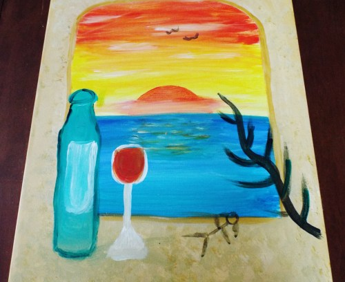 Painting And Drinking 003 (2)