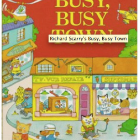 Inspired by Richard Scarry
