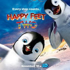 Happy Feet Two movie review