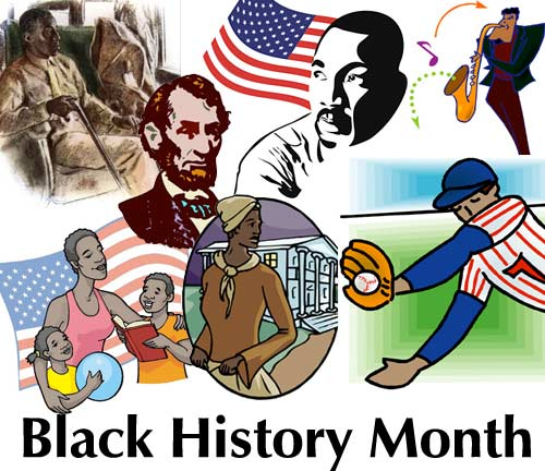 Black history month activities for preschool