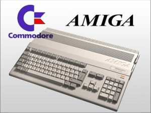 The Commodore Amiga 500