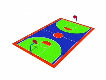 BASKETBALL COURT 2 a-p9g