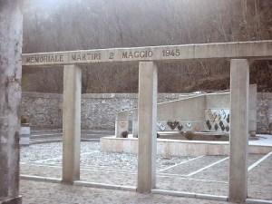 Frontale Monumento
