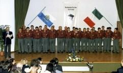 1995-Biennale di Cori - Coro Amici della Montagna di Trissino