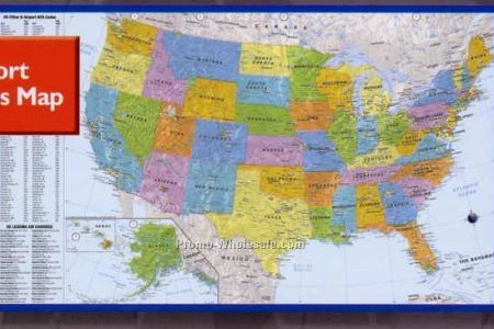 Map Of Usa Airports - Us airport codes map