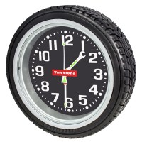 731017 Tire Wall Clock