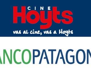 Descuento del 50% con Banco Patagonia en cines Hoyts