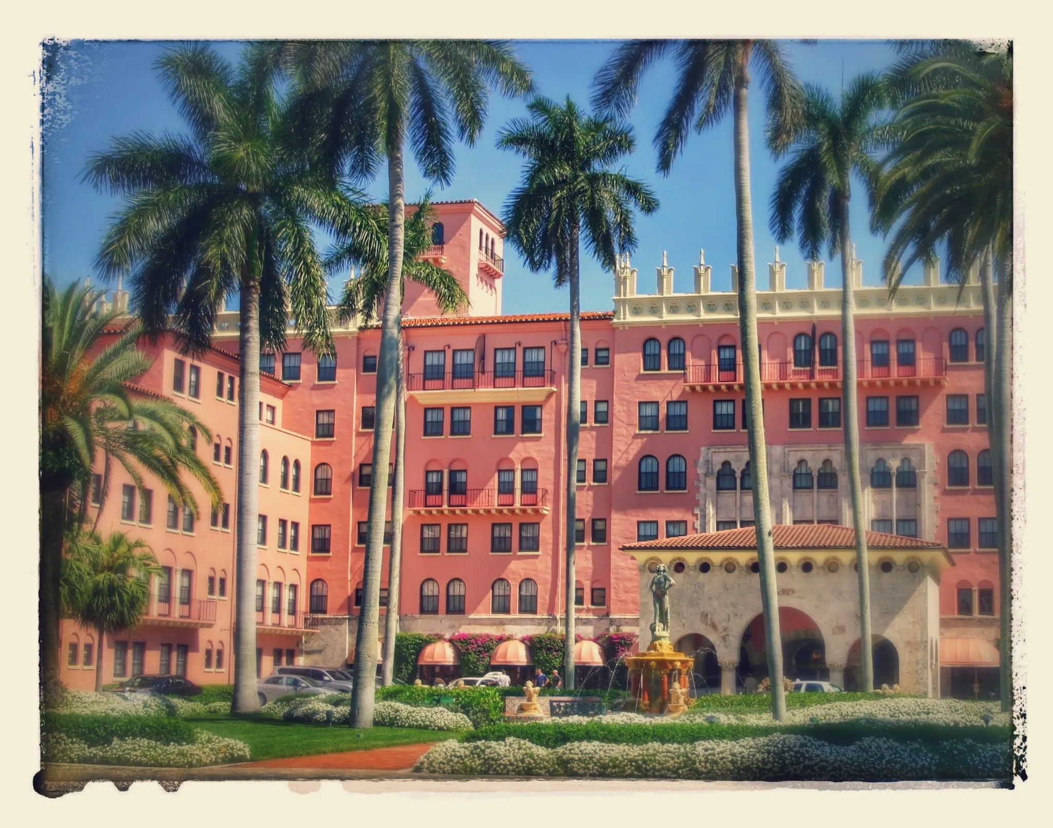 Boca Raton Resort Main Hotel-EFFECTS