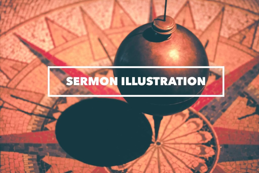 sermon illustration on faith