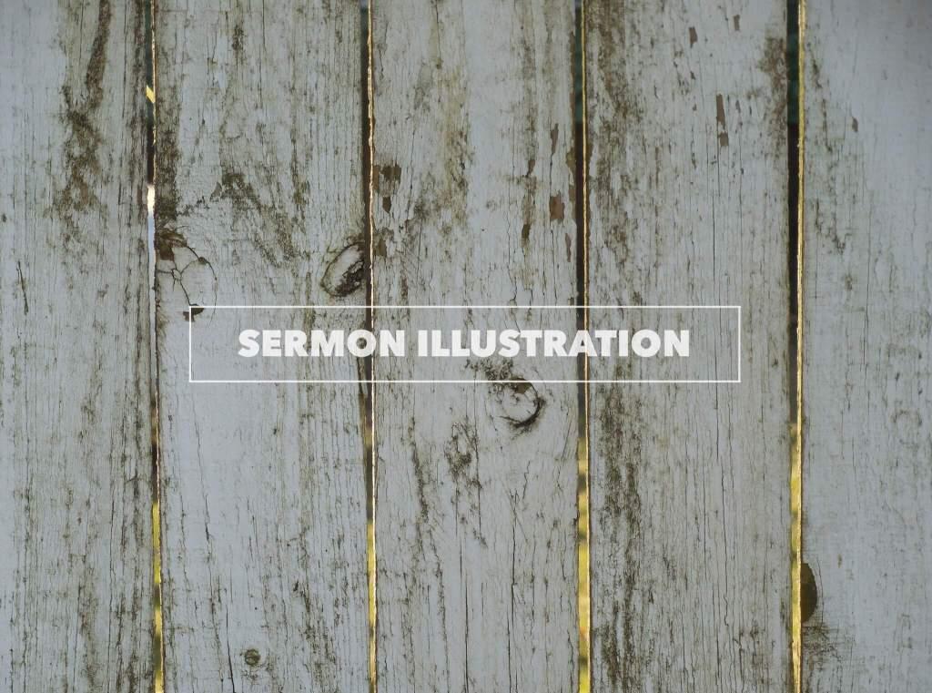 sermon illustration on anger