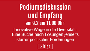 Pro Quote Regie Podiumsdiskussion am 9.2