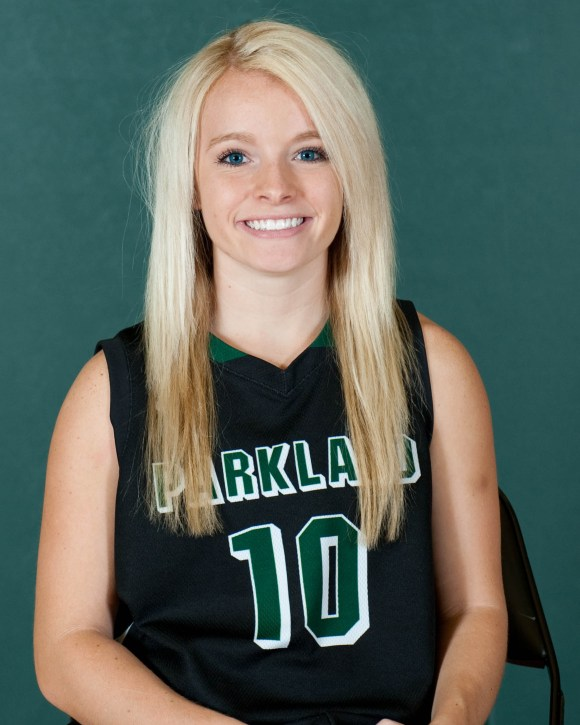 Photo courtesy of Marketing and Public Relations | Parkland College 10	Haley Toohill	5-4	FR	G	Clinton HS/Wapella, IL