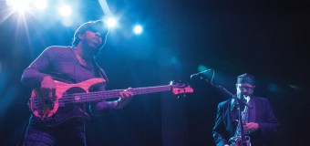 Victor Wooten Trio performs at Canopy Club