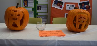 Dental hygiene pumpkin wins charity fundraiser