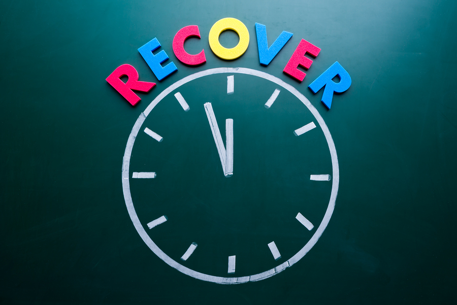 Time to recover