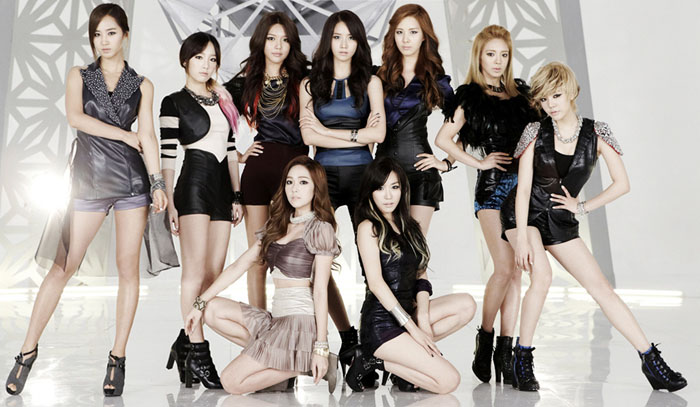 SNSD Korean Kpop girl group concepts Boys album Girl's Generation