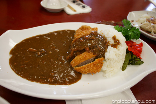 Foo Foo Tei ramen restaurant Hacienda Heights Japanese curry California SoCal nanchatte oyster miso