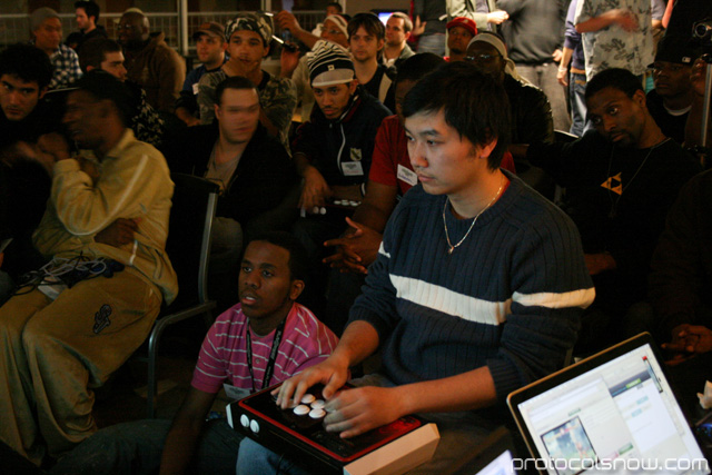 Daigo Street Fighter 4 tournament Justin Wong Season's Beatings 4 Columbus Ohio