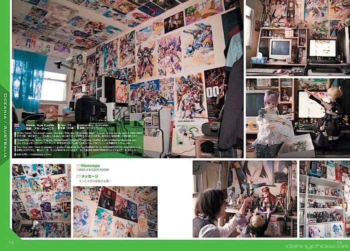Otacool DannyChoo Danny Choo otaku rooms book japanese
