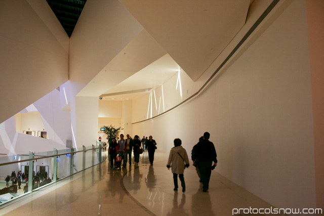 CityCenter complex Las Vegas resort casino hotel Crystals mall shopping luxury