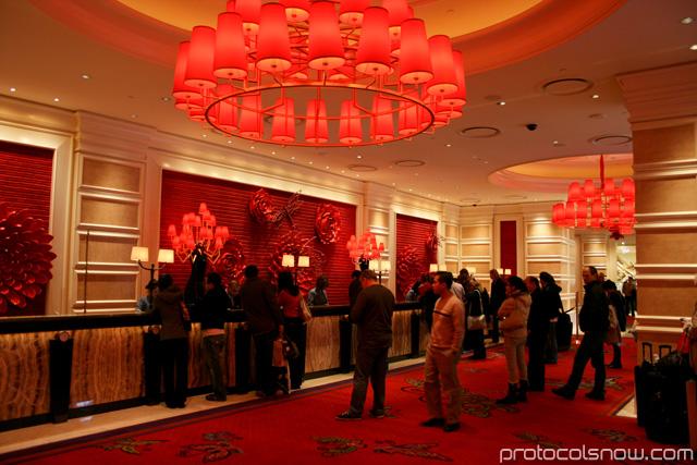 Wynn Encore resort casino hotel Las Vegas
