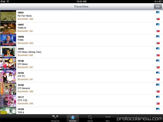 iPad Apple tablet photo gallery app