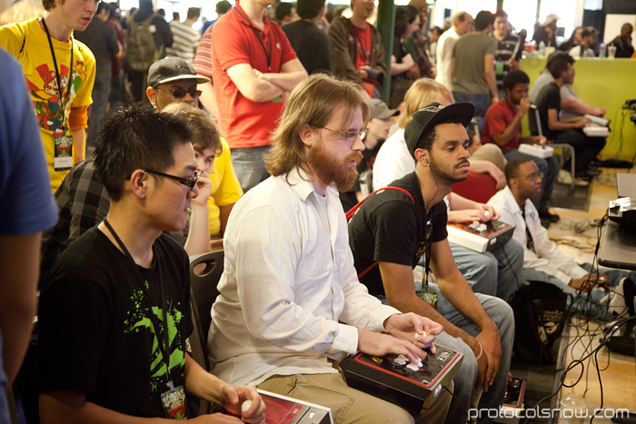 Season's Beatings V Redemption fighting game tournament Gamerbee Super Street Fighter IV