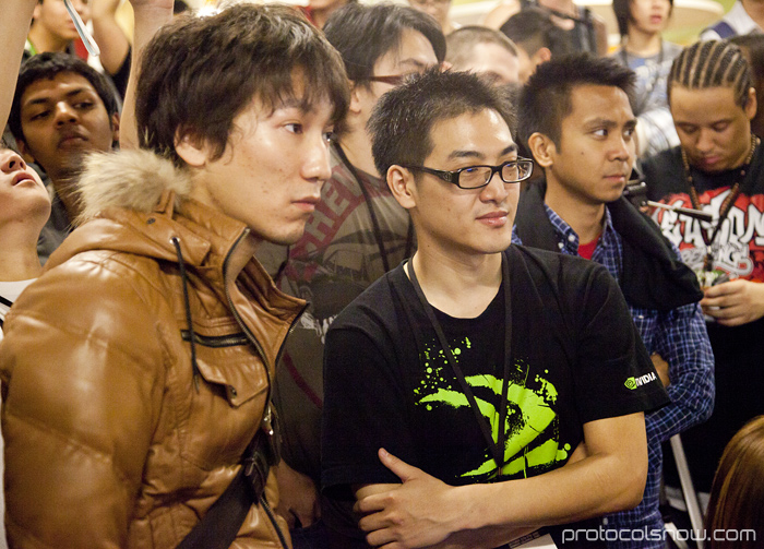 Season's Beatings V Redemption fighting game tournament Gamerbee Daigo Umehara Super Street Fighter IV
