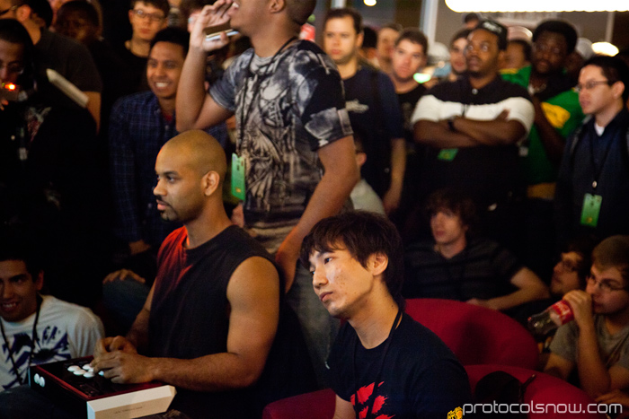 Season's Beatings V Redemption fighting game tournament Daigo Umehara EMP Andre Lambert TwistedJago Ryu Dictator Bison Super Street Fighter IV