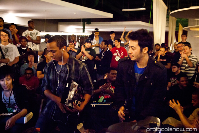Season's Beatings V Redemption fighting game tournament Mike Ross Momochi Super Street Fighter IV