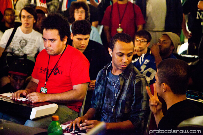 Season's Beatings V Redemption fighting game tournament Mike Ross Arturo Sanchez Sabin Super Street Fighter IV