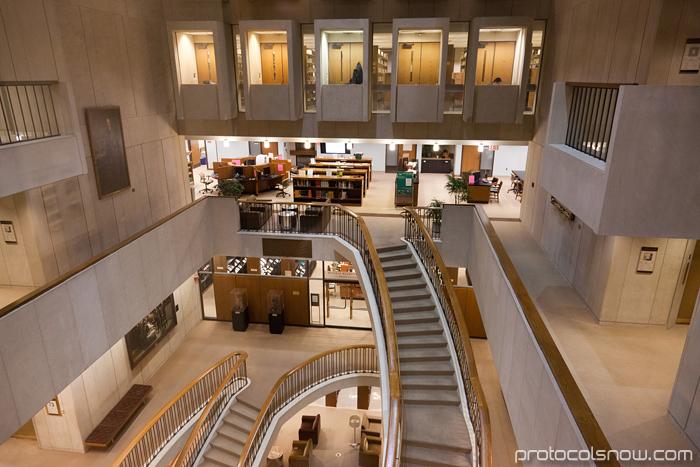 Harvard Medical School Countway Library of Medicine