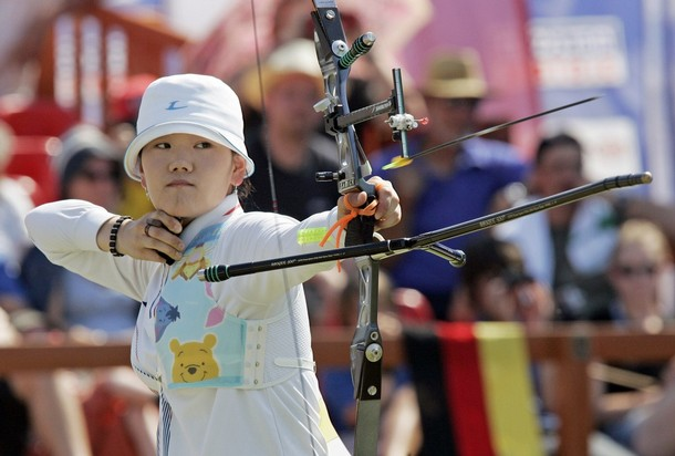 Park Sung Hyun South Korea archery Oly